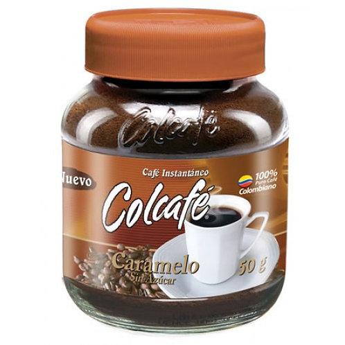 CAFE COLCAFE CARAMELO X 50 GR