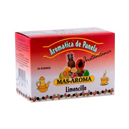 AROM. MAS AROMA LIMONCILLO X 25 UDS