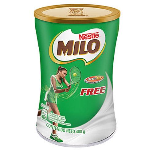 BEB. MILO FREE X 400 GR