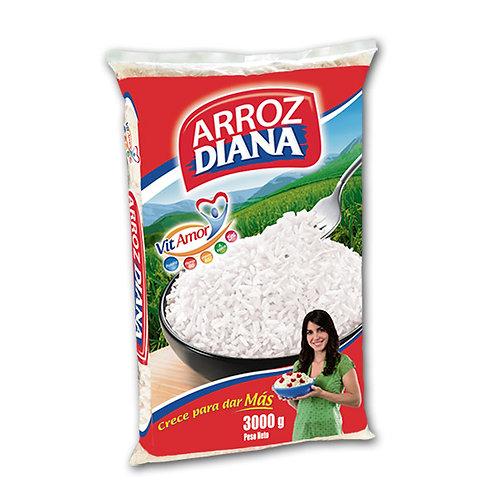 ARROZ DIANA X 3 KL