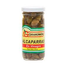 ALCAPARRAS GUNION VINAGRE X 250 GR