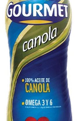 AC. GOURMET CANOLA X 1000 CC BIOCARDIS