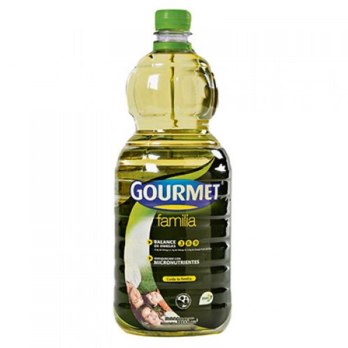 AC. GOURMET CANOLA X 3000 CC