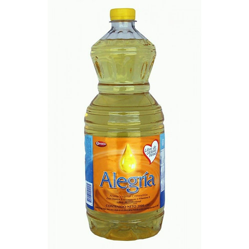 AC. ALEGRIA X 2000 CC