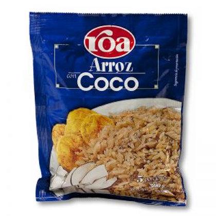 ARROZ ROA CON COCO X 300 GR