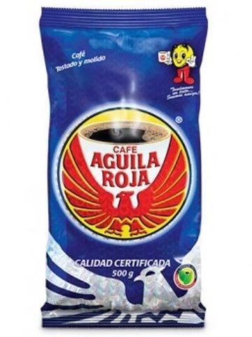 CAFE AGUILA ROJA X 500 GR