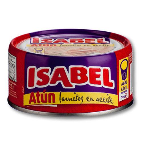 ATUN ISABEL LOMO ACEITE X 175 GR