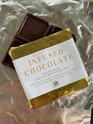 Infused Chocolate 🍫