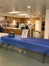 Pleasant Grove Baptist Church hosted a First Responders dinner