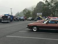 Willowdale Baptist Church car show