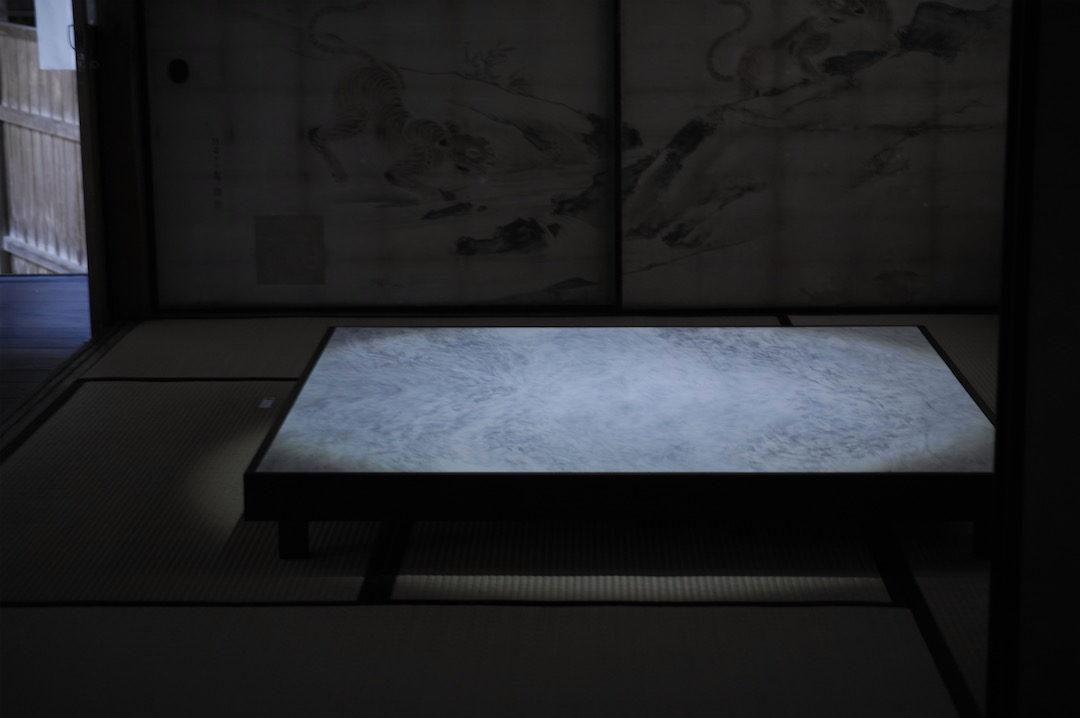 transparent flow#Ⅰ   1450×1450 2019