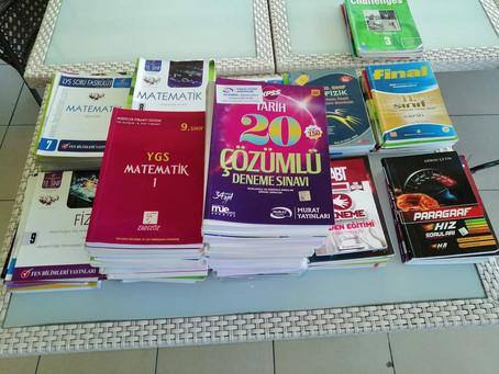 Yardımcı Ders Kitapları