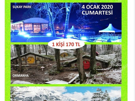 Sukay Park - Ormanya - Kartepe Gezisi