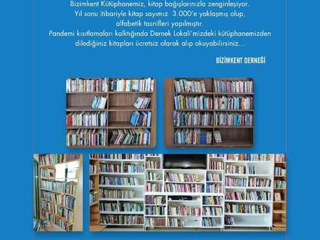 Kitap Bağışı