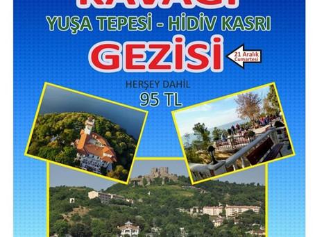 Anadolu Kavağı Gezisi