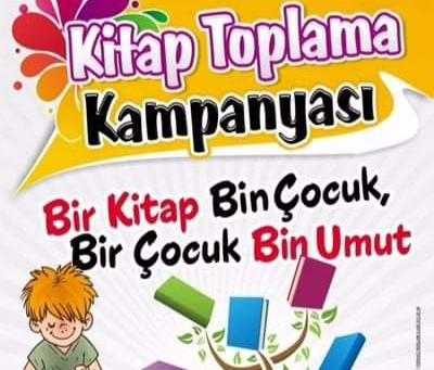Köy Okullarına Kitap