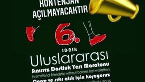 Edirne Uluslararası Sınırsız Dostluk Yarı Maratonu