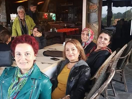 Anadolu Kavağı Gezisinden