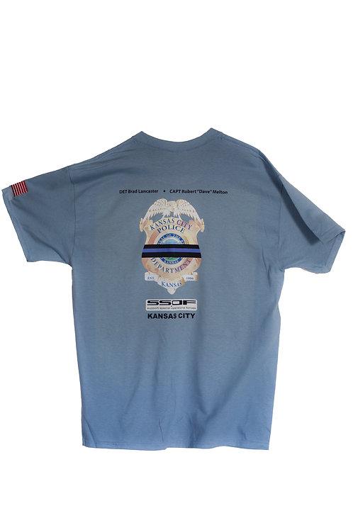 KCPD OFFICIAL SSOF T-SHIRT