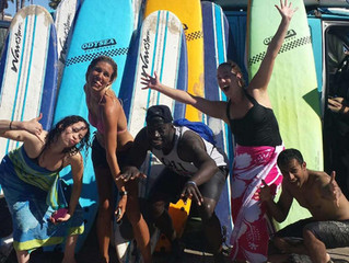SANTA MONICA SURF CLASS SURF LESSONS