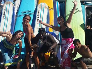 SANTA MONICA SURF CLASS SURF LESSONS