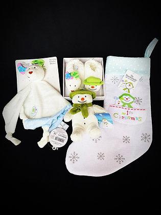 Snowman Baby Bundle