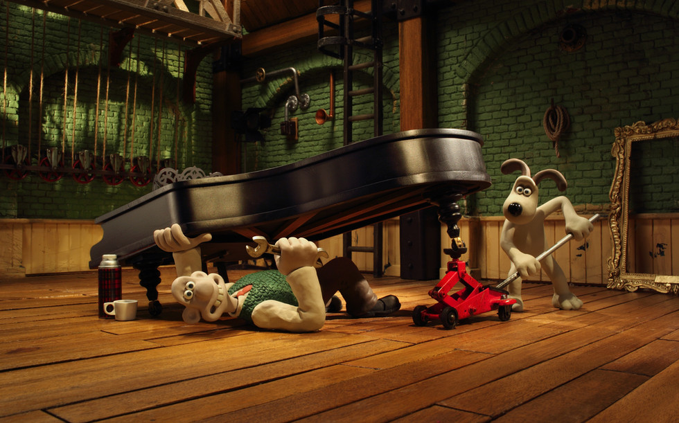 Wallace & Gromit | Carrot Productions