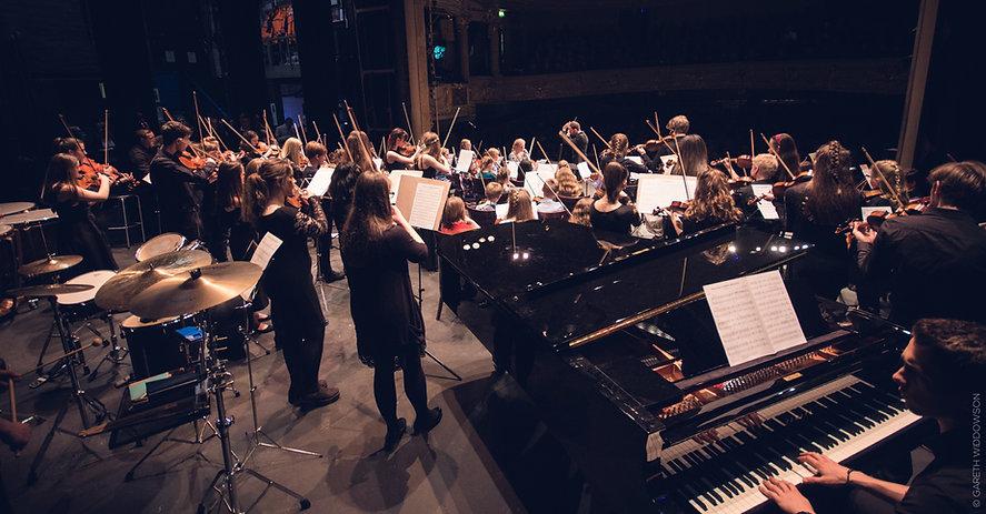 Peak District Music Centres | Our Ensembles