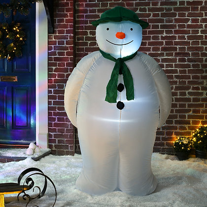 Inflatable Snowman