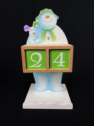 The Snowman and the Snowdog Perpetual Calendar