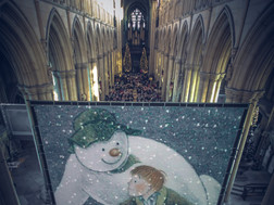 The Snowman Tour | Beverley Minster