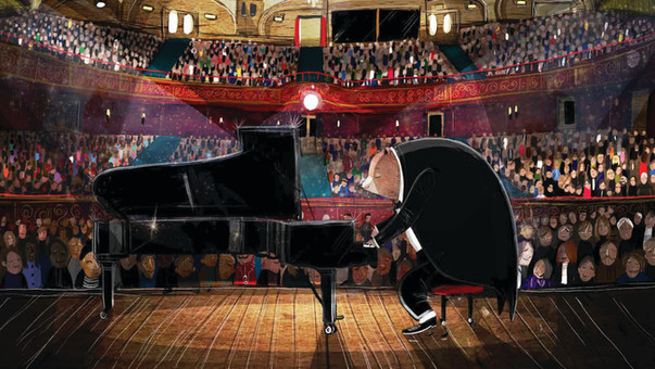 Download The Bear and The Piano