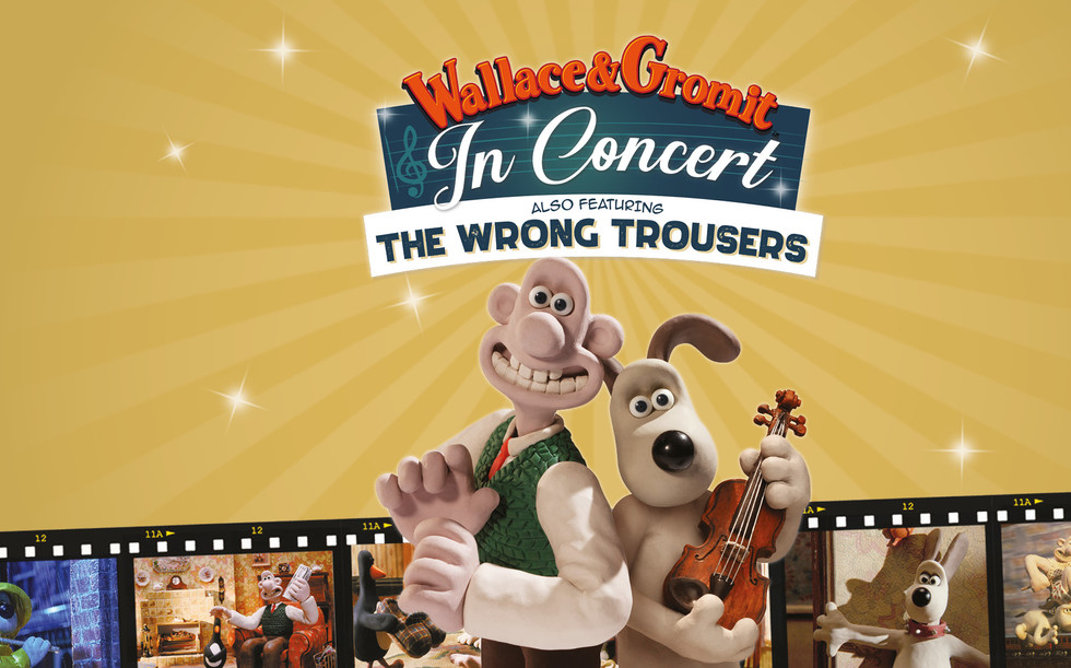Wallace & Gromit in Concert | Carrot Productions