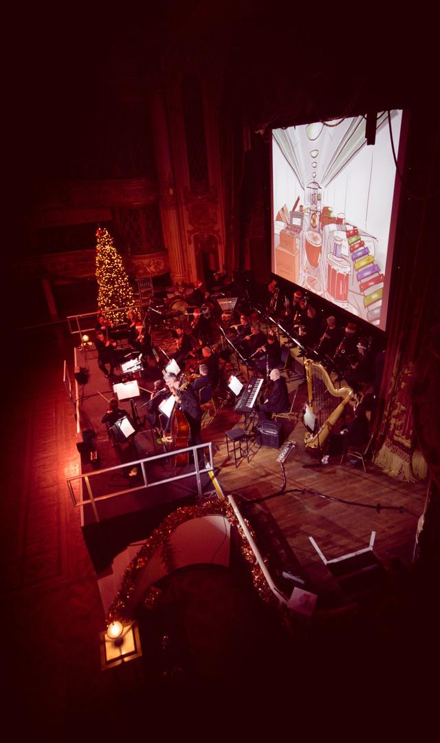 The Snowman Tour (Carrot Productions) 39