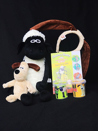 Wallace & Gromit Goody Bag