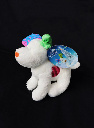 The Snowdog Soft Toy