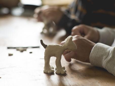 Gromit Model Making Workshops