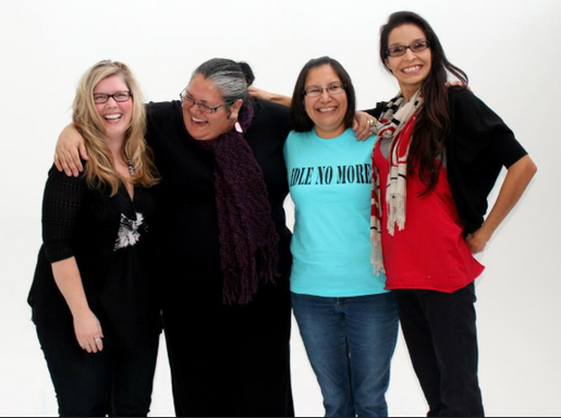 Idle No More Founders.