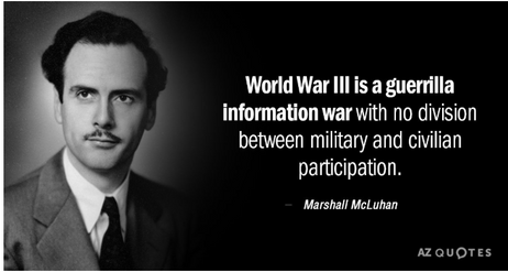 McLuhan on Info War