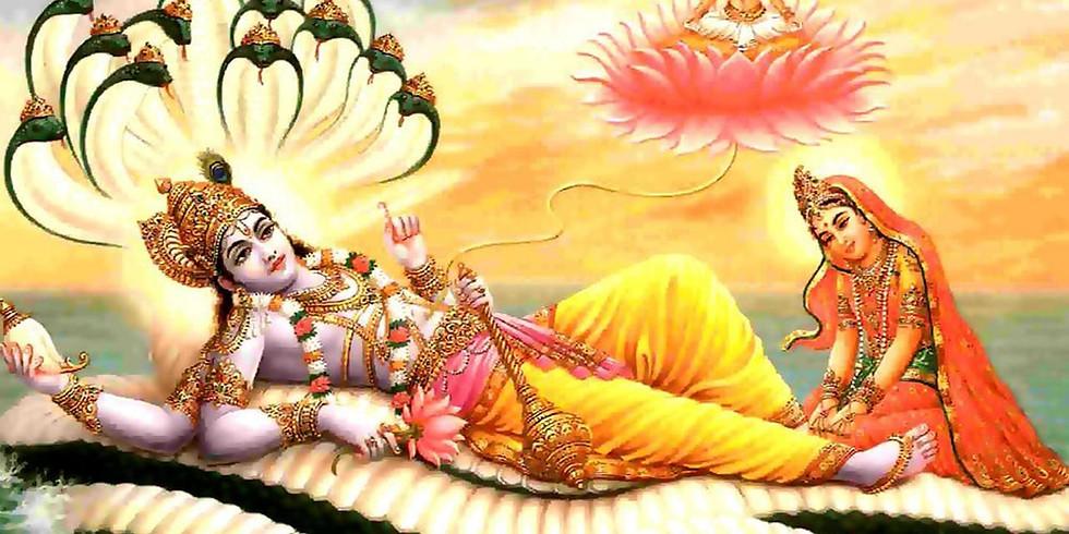 Slow Flow + Yoga Nidra- Mother's Day Edition