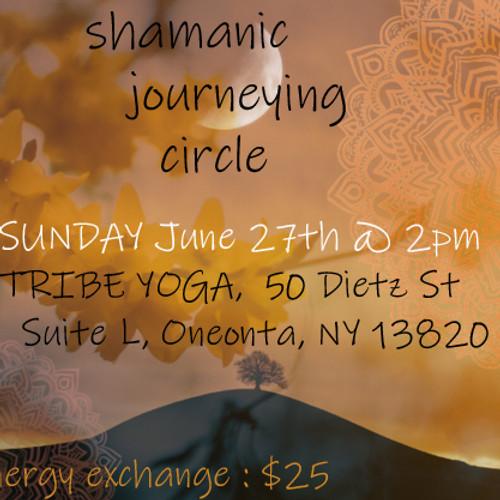 Shamanic Journey Drum Circle