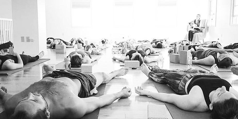 Slow Flow + Yoga Nidra