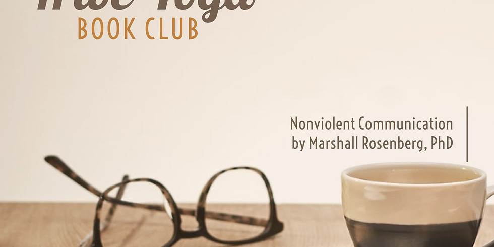 Book Club: Non-Violent Communication