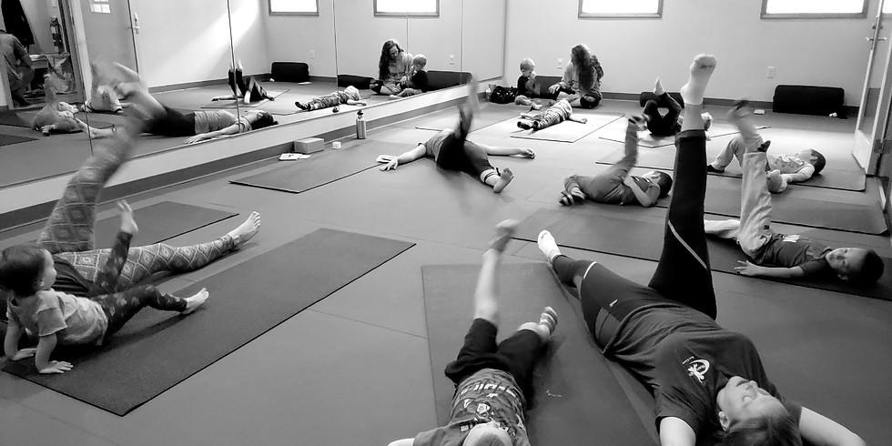 Kids Yoga (2-5 year old)