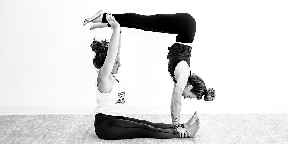 Virtual Valentine's Partner Yoga