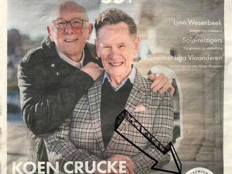 """RusTThuiS vzw als """"Premium Partner"""" voor FOKUS 55+ van Het Nieuwsblad"""