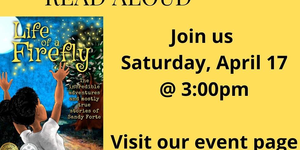 April's Book Club Read Aloud