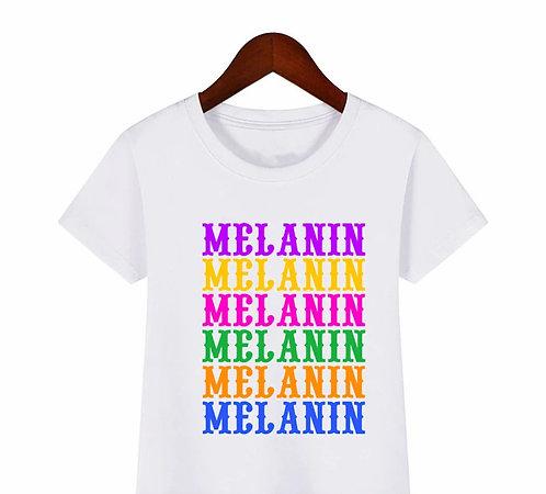 Rainbow Melanin T-Shirt