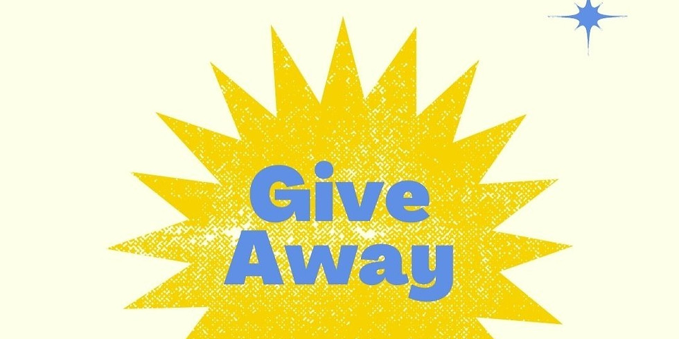 New Book Release Giveaway