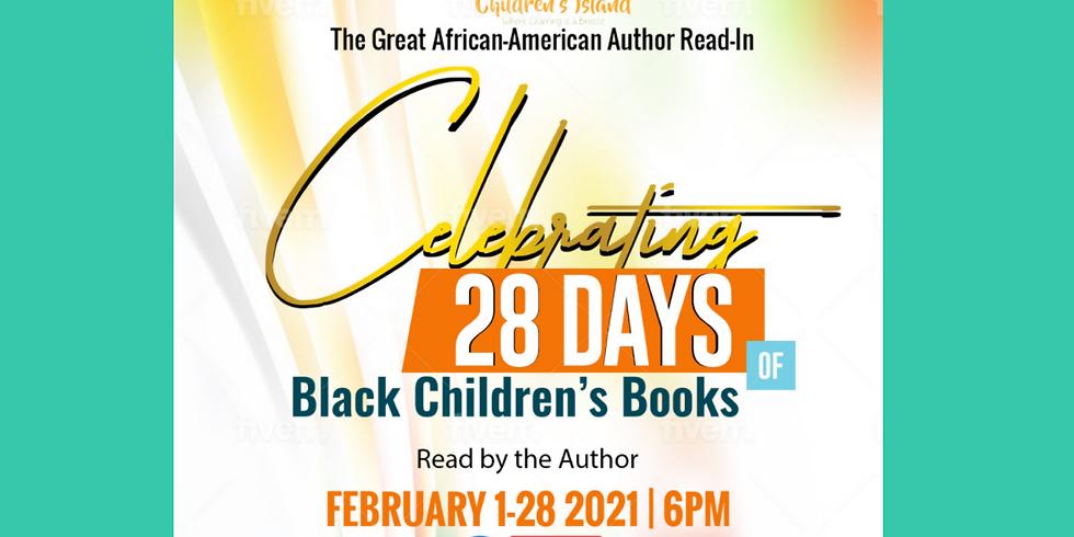 Celebrations 28 Days - Black Children's Books